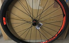 Syncros \ Dt-Swiss Cyclocross Gravel Laufradsatz tubeless Scheibenbremse