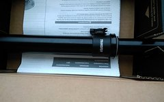 Fox Transfer Teleskop Sattelstütze 31,6 125 mm external