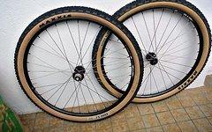 """Acros / Wtb 29"""" Singlespeed LRS ohne Reifen"""