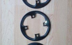 SRAM Truvativ Rockring Bash 3 Stück 30, 32, 34 - Carbon  - Paketpreis oder einzeln...