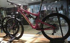 Santa Cruz Bronson C Komplettrad 27.5 Pink *Nagelneu mit Rechnung*