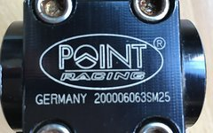Point Racing Tough Guy SM-25 Vorbau schwarz