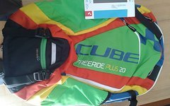 Cube Deuter CUBE Rucksack FREERIDE 20+ DEUTER NEU