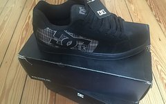 Dc Shoes 45.5 EUR - 12.0 US - 11.0 UK *NEU* Net Se