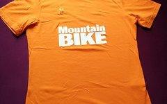 "Erima ""Mountainbike"" T-Shirt Gr.36/S"