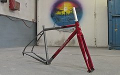 Tannenwald Waldläufer Cyclocross Rahmenset