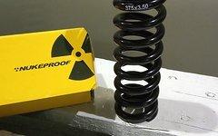 Nukeproof Stahlfeder 375x3.5    * Neu*