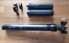 Specialized Command Post 125mm Travel, 30,9mm