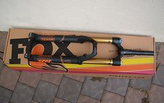 Fox 36 FLOAT HSC/LSC FIT FACTORY 27.5 - BOOST - 110mm - 170mm
