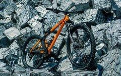 NS Bikes Eccentric Alu 650B Rahmen M