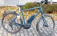 Diamant E-Bike Trekking Elan Sport+ 2017 RH55cm UVP € 2.999,- Vorführrad