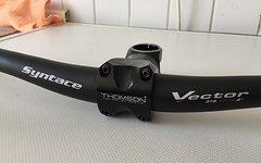 Syntace Vector Lenker (700mm) Thomson Elite (70mm)