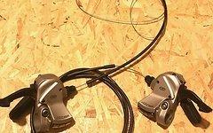 Shimano XT Schalthebel Paar 3x9
