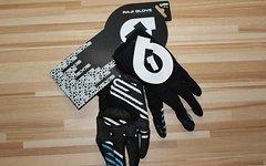 661 SixSixOne Handschuhe Raji Glove Y-L (7) NEU