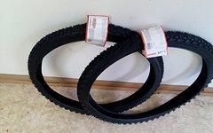 "Kenda zwei 24"" Zoll Reifen (MTB) z.B. für Kinderrad"