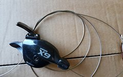 SRAM X9 10-Fach Trigger Shifter Schalthebel