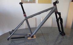 "Im-Sporträder Custom Made Trail Rahmenset 26"""