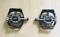 Ht Components DH RACE X2 Schwarz