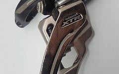 Shimano Umwerfer MTB XTR 9000 3fach Neu Sideswing Schelle