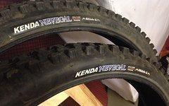 2X Kenda Nevegal 26x2.5 Stick-E DH Casing