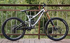 "Specialized Demo Carbon M 26"" Top Zustand & Nobel-Austattung 16,0kg"