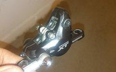 Shimano XT M8000 Bremssattel V/H inkl. Leitung SM-BH90-SBM TOP wenig Laufleistung
