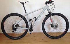 Focus Black Forest 29R 1.0 Factory Top-Einstiegs-Marathonbike Größe M