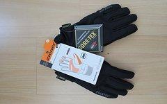 Ziener Winter Fahrradhandschuhe Größe 7,5 - Gore-Tex - Wasserdicht - UVP 75,95 - Neu - Handschuhe
