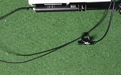 Rock Shox Reverb Stealth 125mm, Ø 31,6x380mm + Entlüftungskit