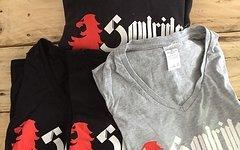 Soulrider Hoddie & drei T-shirts