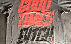 YT Industries T-Shirt * Good times Bitch * size S