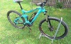 "Haibike SDURO Pedelec Ebike Fully 50cm 29"" Yamaha"