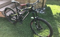 Cannondale Jekyll 27.5 Custom 2015 Enduro