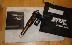 Fox float x factory kashima ctd trail adjust NEU 222 X 63 MIT RECHNUNG VON  29.09.16