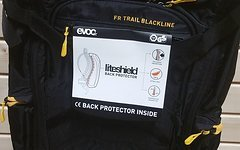 Deuter FR TRAIL BLACKLINE Rucksack