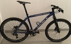 Storck Rebel Race Rahmen + Gabel 26""