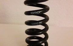 Foxshox Feder 500X2.80 Feder 500x2.80