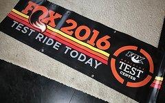 Fox Banner Original 150x50cm *NEU*