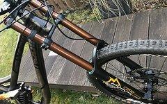Marzocchi 380 C2R2 Titanium Espresso Coating *TOP*