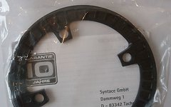 Syntace Bashguard  Grinder 34/36 black *NEU* UVP 85.00€