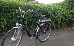 Victoria E Bike Damen und Herrenrad
