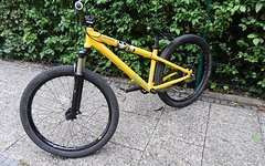 Commencal MaxMax 26 single Speed Large