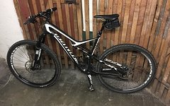 "Specialized Camber FSR Elite Carbon 29 ""XL"" 2014"