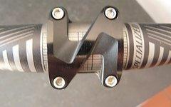 Specialized Lenker Vorbau Griffe