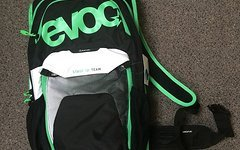 Evoc Rucksack Stage 12L Team