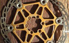 Hope Bremsscheibe 183 mm gold