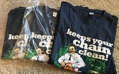 Kettenwixe Metzger T-Shirt Denim *BLOWOFF* 3 Stück für nur 9,90€ !!!!