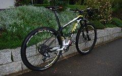 Scott Scale 900 RC Gr. M + Niner RDO + Zubehör