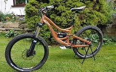 Specialized SX Trail II  2009 Gr. S