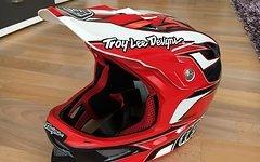 Troy Lee Designs D3 EVO RED Large